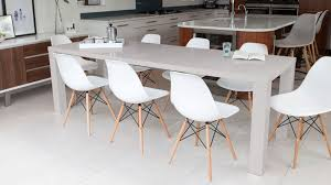 Grey Dining Table And Chairs Dining Table Extending Tables To Seat 12 Extendable Regarding