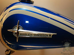 harley davidson tank emblem and paint colors for 1961 1962