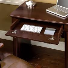 Sauder Beginnings Student Desk Cinnamon Cherry by The Cherry Student Desk The Perfect Work Area For Students