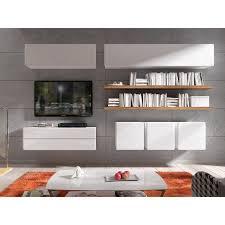 Horizontal Storage Cabinet Possi Light 78 Horizontally Floating Cabinet