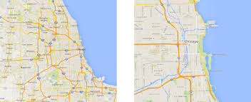 Google Maps Chicago Il by Retrofitting Zooming Ui To Legacy Websites An Impossible Task