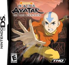 amazon avatar airbender nintendo ds artist