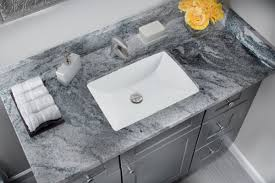 Bathroom Sink Tile Soleil Glazed Vitreous China Rectangular Undermount Bathroom Sink