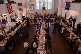 is thanksgiving a religious day four congregations one thanksgiving trinity church