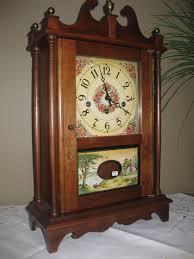 Chiming Mantel Clock Bloemen U0027s Vintage Mantle Antique German Westminster Chime Clock