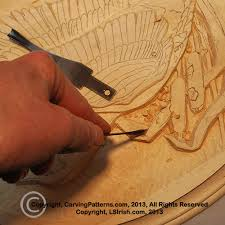 Beginner Wood Carving Patterns Free by In Depth Free Online Relief Wood Carving Canada Goose Project By