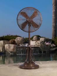 outdoor oscillating fans patio outdoor pedestal patio fans outdoor designs