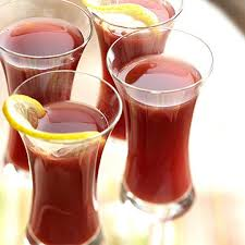 Diabetic Recipes For Thanksgiving Diabetes Friendly Party Drink Recipes Diabetic Living Online