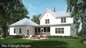 georgia farmhouse plan by max fulbright designs at home with the