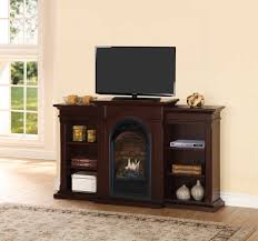 modern ventless gas fireplace attractive and eco friendly