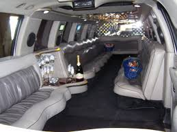 limousine hummer inside cadillac escalade suv super stretch limo land yacht limos