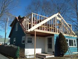 Building A Dormer Framing Dormers Pavolony Construction Inc
