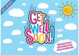 get well soon cards get well soon cards free vector 14198 free downloads