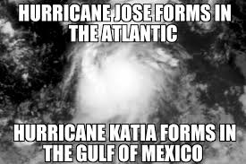 Jose Meme - hurricanes jose and katia form memenews