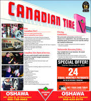 canadian tire in oshawa on 905 433 5575 auto tires