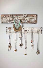 the most 23 coolest hanger ideas for your jewelry storage horse for that log home bedroom antlers knobs jewelry display