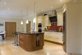 kitchen amazing luxury black modern shaker style kitchen