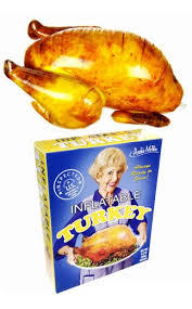 turkey inflatables turkey instant in box 16 inch up