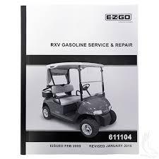 ezgo rxv service manual 28 images e z go 174 golf cart rebuild