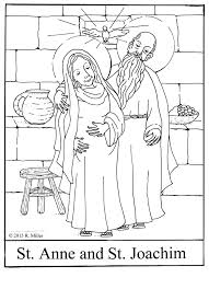 saint anne and saint joachim 2015 r miller coloring page jpg