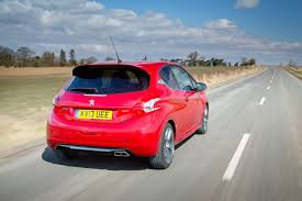 peugeot 208 gti review 2013 on