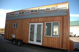 26 u0027 shed roof tiny house rv finished by tiny idahomes tiny