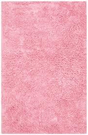 plush high pile pink shag safavieh com