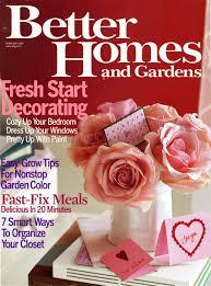better homes and garden heiberg cummings