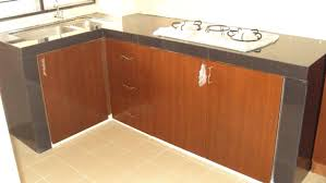IQUEST DESIGNS Simple Kitchen Cabinet Design For Small Apartment - Kitchen cabinet apartment