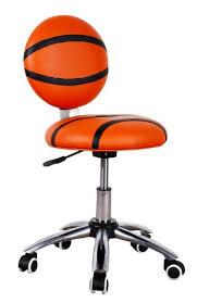 sedie da scrivania per bambini sedia da scrivania per bambini basket girevole basketball orange