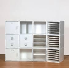 storage u0026 organization solid wood stackable storage cubes ideas
