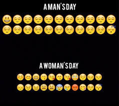 Funny Memes About Women - mens day vs womens day funny meme funny memes
