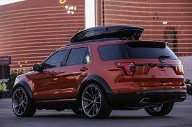 Ford Explorer 2015 - 2015 cars by kris ford explorer sport rear shot