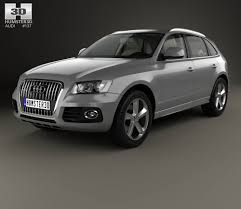 audi q5 interior 2013 audi q5 with hq interior 2013 3d model hum3d