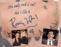 autograph tattoos permanent inked celebrity signatures