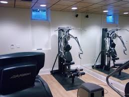 home gym in basement home design ideas