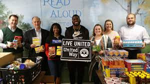 united way larry dean foundation provide thanksgiving meals