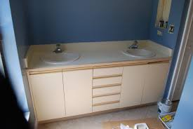 kara u0027s korner tutorial how to paint bathroom countertops to