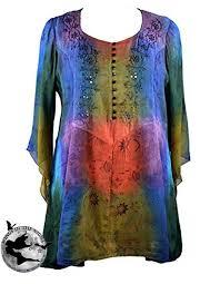 jordash plus size ladies gothic hippy dress alternative fashion