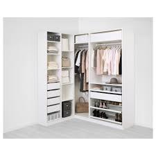 bedroom awesome ikea wardrobe design white wardrobe with mirror