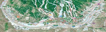 Vail Colorado Map by Vail Piste Maps And Ski Resort Map Powderbeds