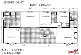 mobile homes floor plans fresh sunshine mobile home floor plans new home plans design