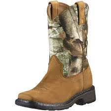 ariat s boots size 12 ariat workhog camo cowboy boots ariat shop brands