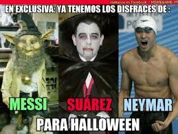 Memes De Halloween - halloween los memes que seguro no has visto en el mundo del fútbol