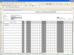 Steel Takeoff Spreadsheet Free Download Attendance Sheet Tracking Template For Company With