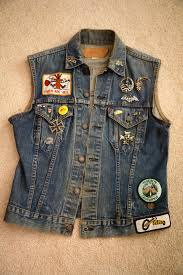 denim motorcycle jacket vintage motorcycle club vest archives the best of vintage
