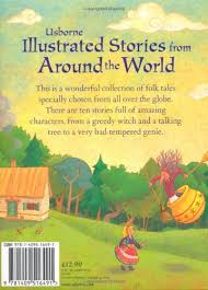 Stories From Around The World Illustrated Stories From Around The World Co Uk Lesley Sims