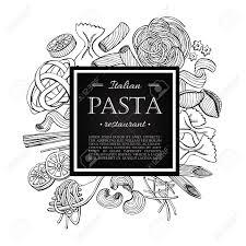 Italienische K Hen Italienische Küche Lizenzfreie Vektorgrafiken Kaufen 123rf