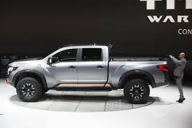 nissan titan warrior 2017 nissan at detroit titan warrior concept u2014 u0027king of the road