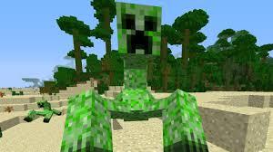 minecraft mutant creeper mod youtube
